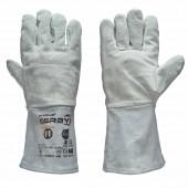 Rękawice spawalnicze ochronne SP E-1/15 DERBY