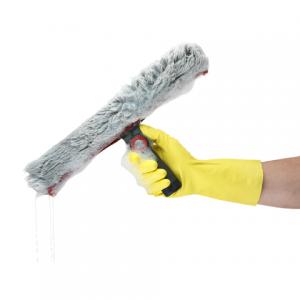 ALPHA TEC 87-190 - cienkie rękawice gumowe