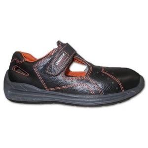 Sandały bezpieczne SPRINTER BLACK S1 SRC