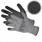 Rękawice bawełniane powlekane lateksem RWGRIP...