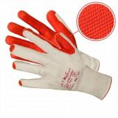 Rękawice bawełniane powlekane gumą RGSP