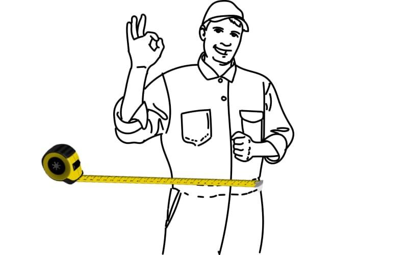 Tabela rozmiarów odzieży roboczej - jak dobrać odpowiedni rozmiar?